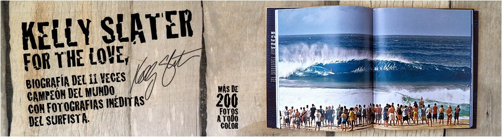 Kelly Slater Book 2